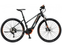 Elektrokolo KTM R2R CROSS 10PT-CX5CO4 HE  2019 Black matt (grey+orange)