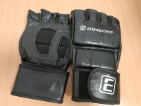Kožené rukavice Energetics Free Fight box
