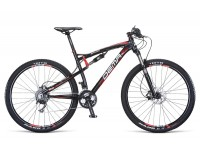 DEMA SPURR 3.0 black-red