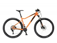 Horské kolo KTM ULTRA FLITE 29.30 Orange (black) Shimano Deore