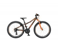 Dětské kolo KTM  WILD SPEED 24.24 V Shimano Altus