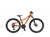 Dětské kolo KTM  WILD SPEED 24.24 Disc M Shimano Altus