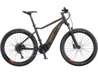 Elektrokolo KTM MACINA ACTION 271 500Wh 2020 black matt (black +orange glossy)