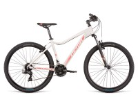 "Horské kolo Dema TIGRA 3 light grey-red 16"", 2020"