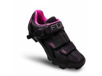 Cyklistická obuv FLR MTB F-65 Black/Pink