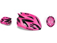 Cyklistická helma Rudy Project RUSH Pink Fluo