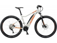 Elektrokolo KTM MACINA RIDE 292 2019 Lightgrey matt (orange)