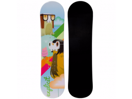Snowboard FIREFLY EXPLICIT WHITE