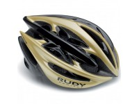 Cyklistická helma RUDY PROJECT STERLING+, gold-black shiny