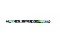 Lyže Tecno Pro XT Team Green and White 1