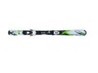 Lyže Tecno Pro XT Team Green and White